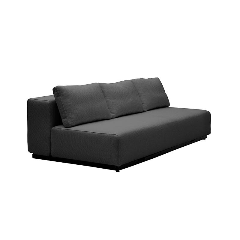 Softline Nevada Three Seat Sofa Bed Modular Sofa Nordic 480 04