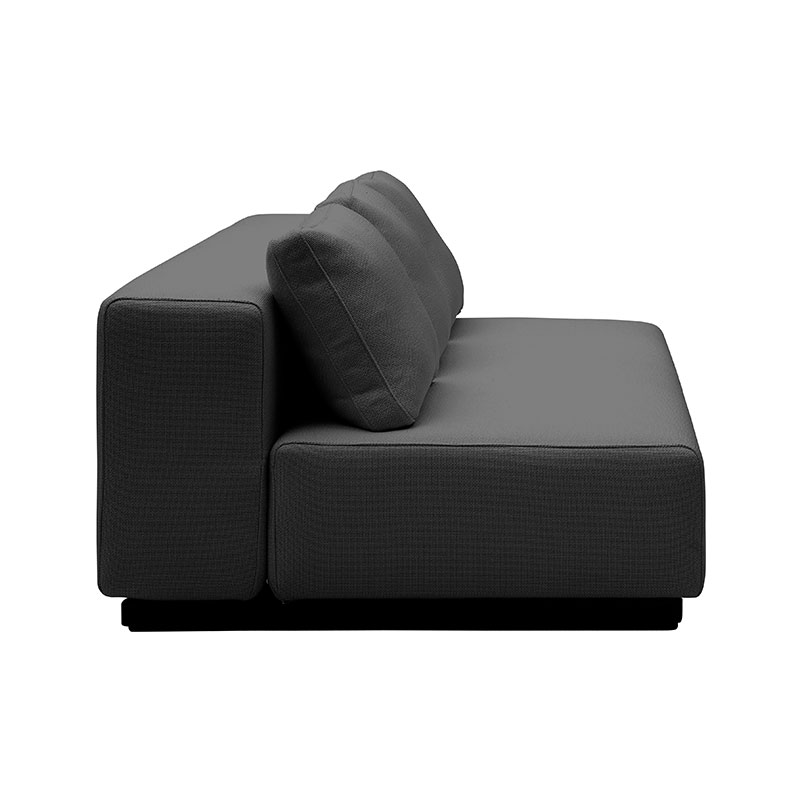 Softline Nevada Three Seat Sofa Bed Modular Sofa Nordic 480 05