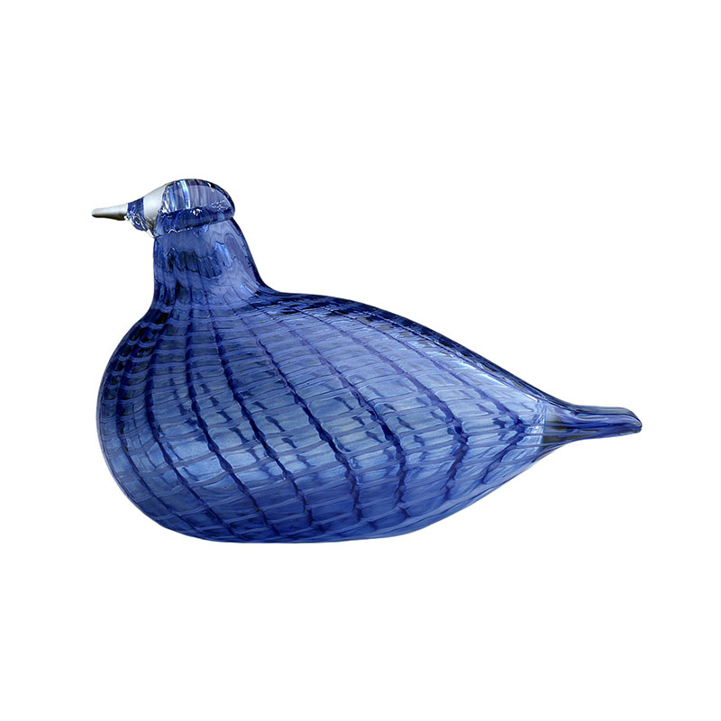 Iittala Birds by Toikka 120x85mm Baby Bluebird by Oiva Toikka