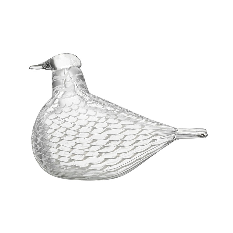 Iittala Birds by Toikka 160x110mm Mediator Dove by Oiva Toikka
