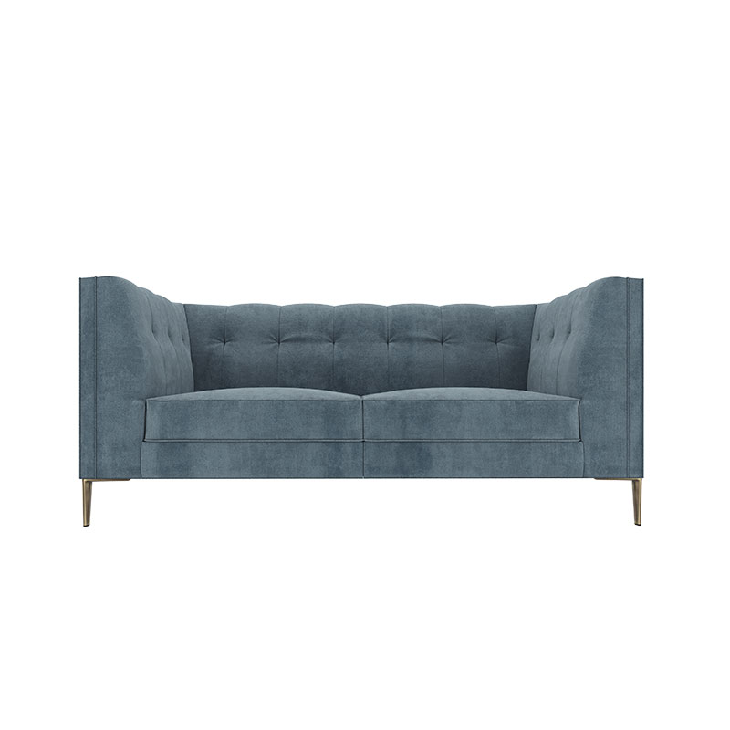 Olson and Baker Fleming Two Seat Sofa by Olson and Baker Studio