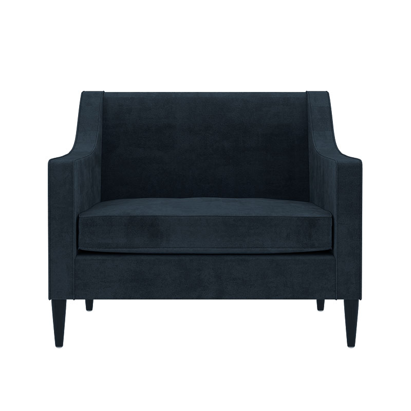 Olson and Baker Goodall Armchair by Olson and Baker Studio