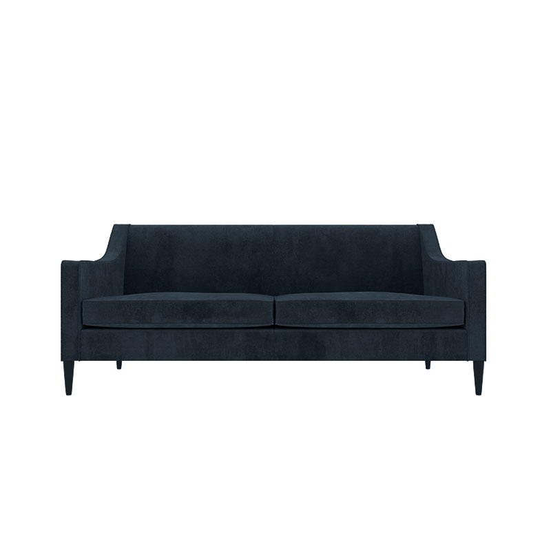 Olson and Baker Goodall Two Seat Sofa by Olson and Baker Studio