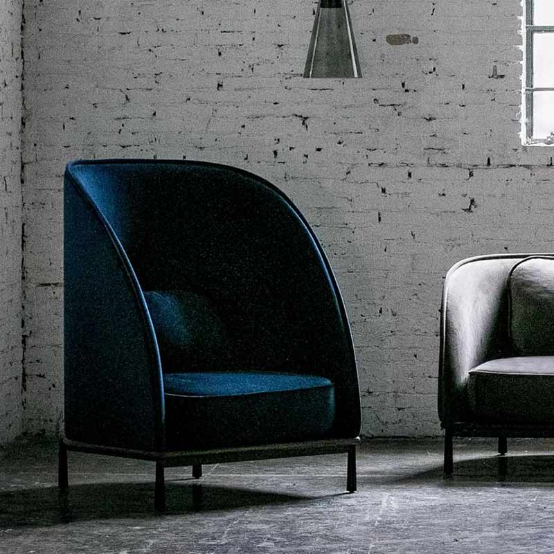 Stellar Works Arc Highback Chair by Hallgeir Homstvedt 2
