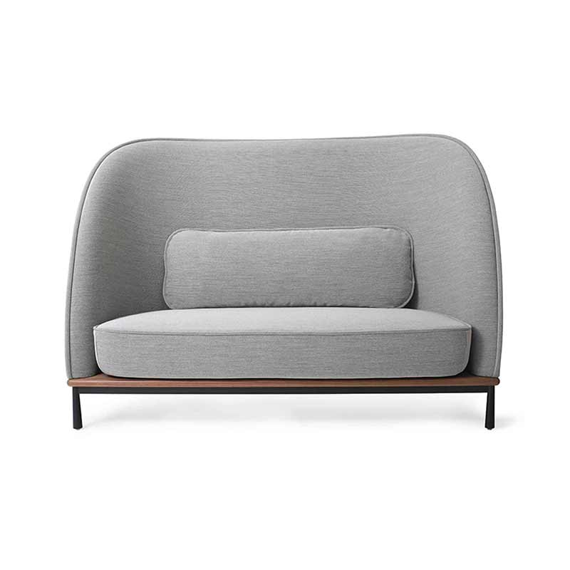 Stellar Works Arc Highback Two Seat Sofa by Hallgeir Homstvedt