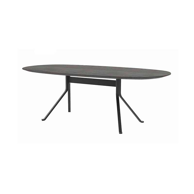 Stellar Works Blink Oval Dining Table by Yabu Pushelberg