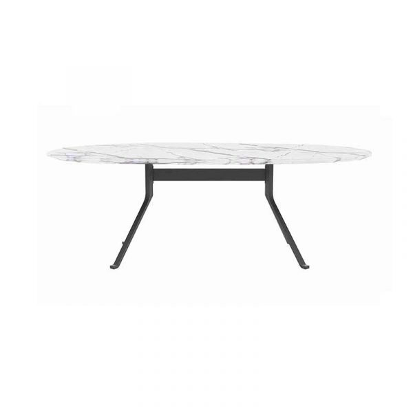 Blink 212.5x110cm Oval Dining Table