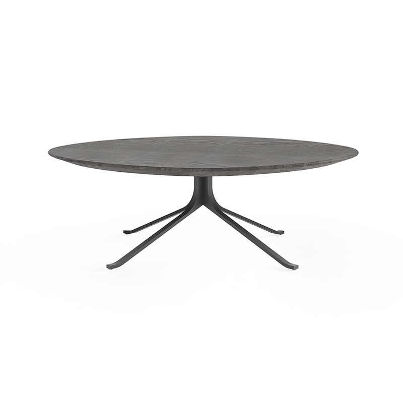 Stellar Works Blink Round Coffee Table by Yabu Pushelberg