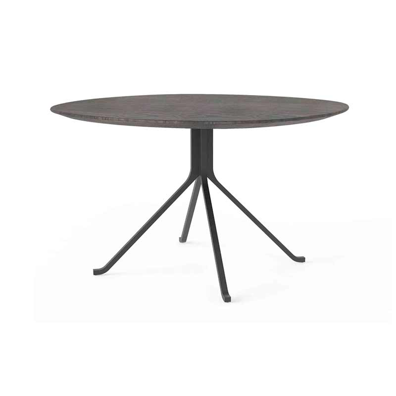Stellar Works Blink Round Dining Table by Yabu Pushelberg