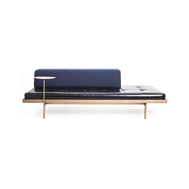 Stellar Works Discipline Left Half Back Sofa by Neri&Hu