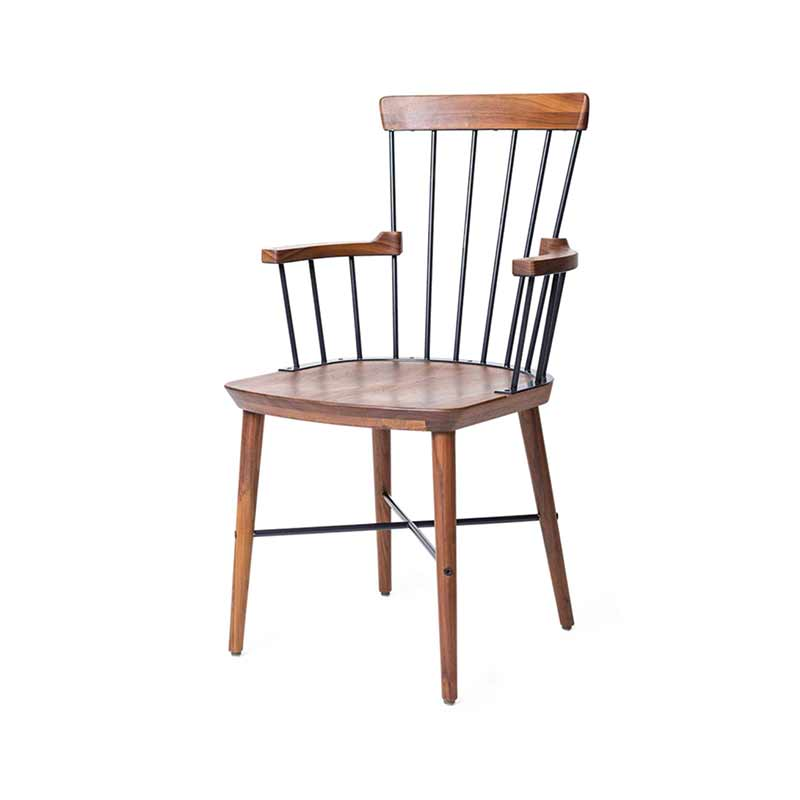 Stellar Works Exchange Highback Chair by Crème
