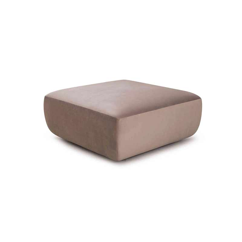 Stellar Works Infinity Ottoman by Space Copenhagen