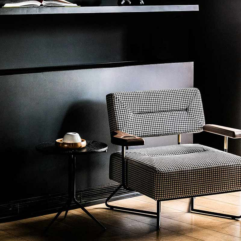 Stellar Works QT Chair with Cupholder by Nic Graham 2