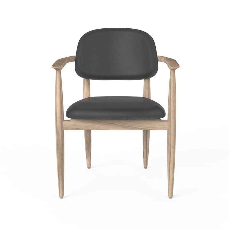 Stellar Works Slow Dining Chair by OEO Studio 4 Olson and Baker - Designer & Contemporary Sofas, Furniture - Olson and Baker showcases original designs from authentic, designer brands. Buy contemporary furniture, lighting, storage, sofas & chairs at Olson + Baker.