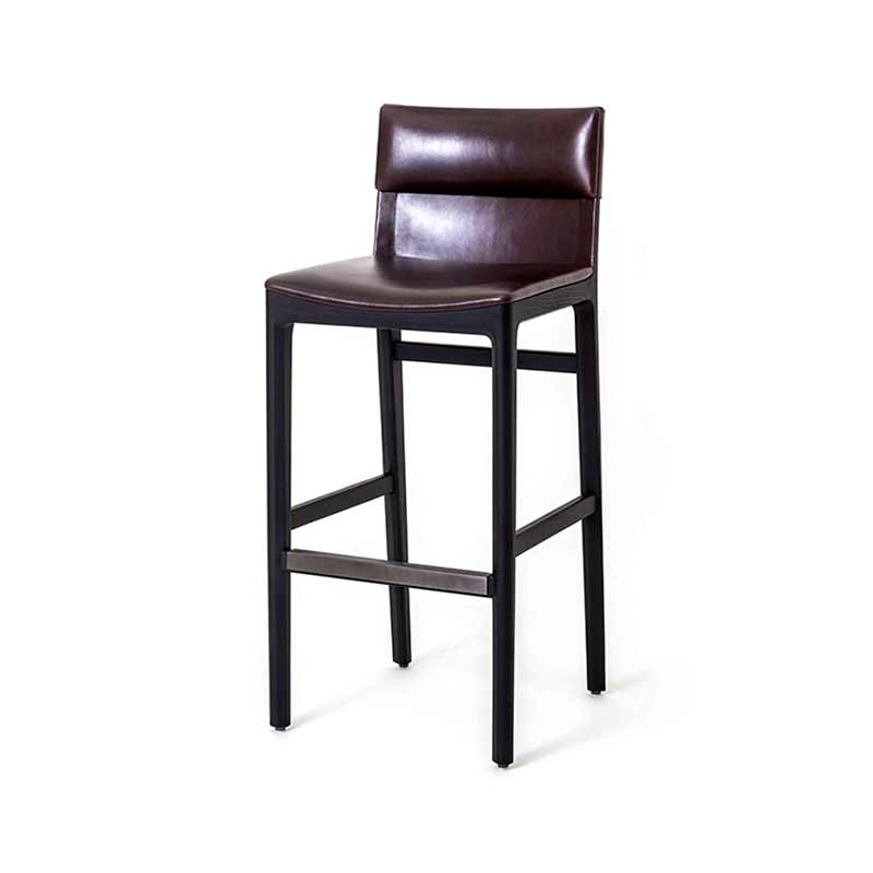 Stellar Works Taylor Bar Stool by Yabu Pushelberg