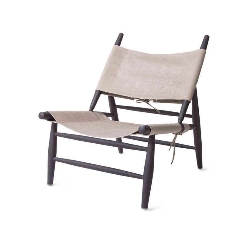 Stellar Works Triangle Aluminum Chair by Vilhelm Wohlert