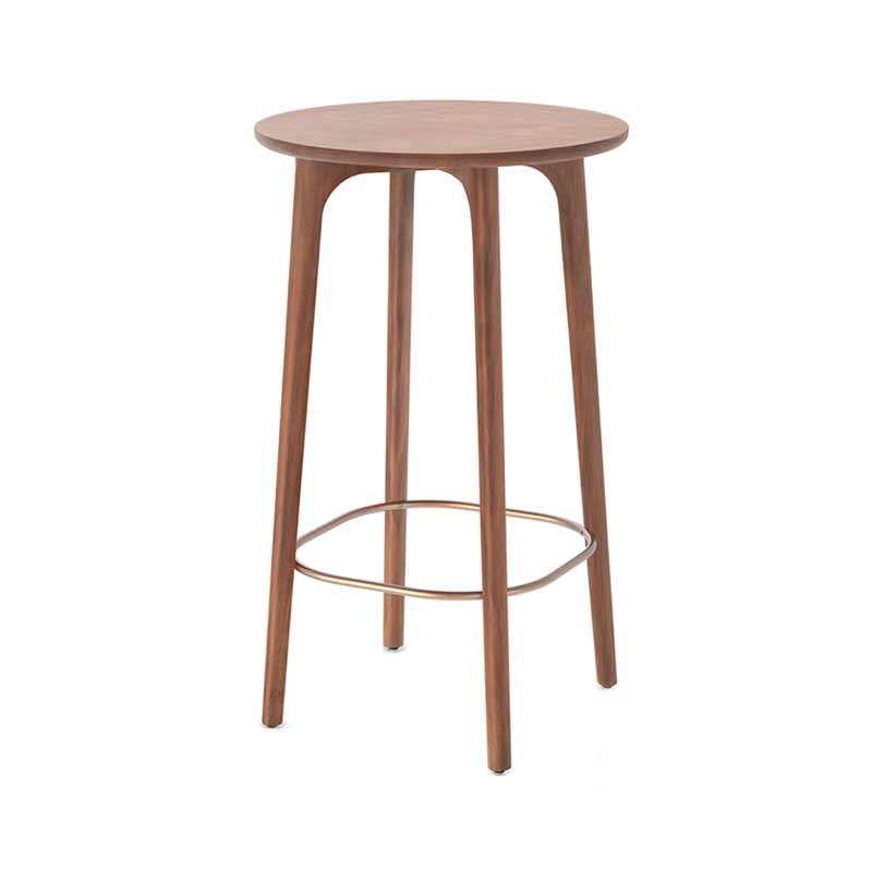 Stellar Works Utility 105cm Café Table by Neri&Hu