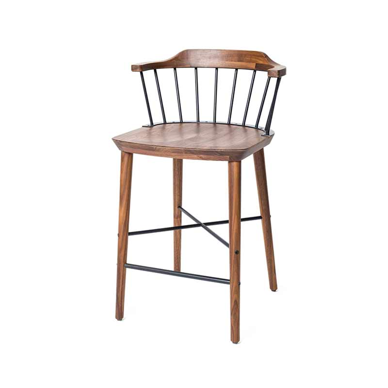 Stellar Works Exchange Counter Stool by Crème