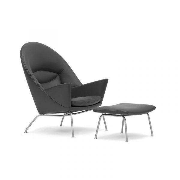 CH468 Oculus Lounge Chair