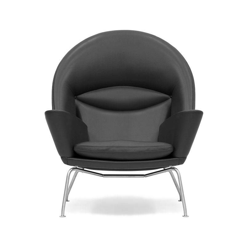 Carl Hansen CH468 Oculus Lounge Chair by Hans Wegner
