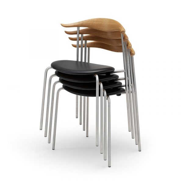 CH88P Seat Upholstered Chair