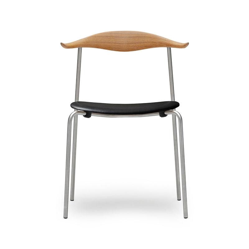 Carl Hansen CH88P Seat Upholstered Chair by Hans Wegner
