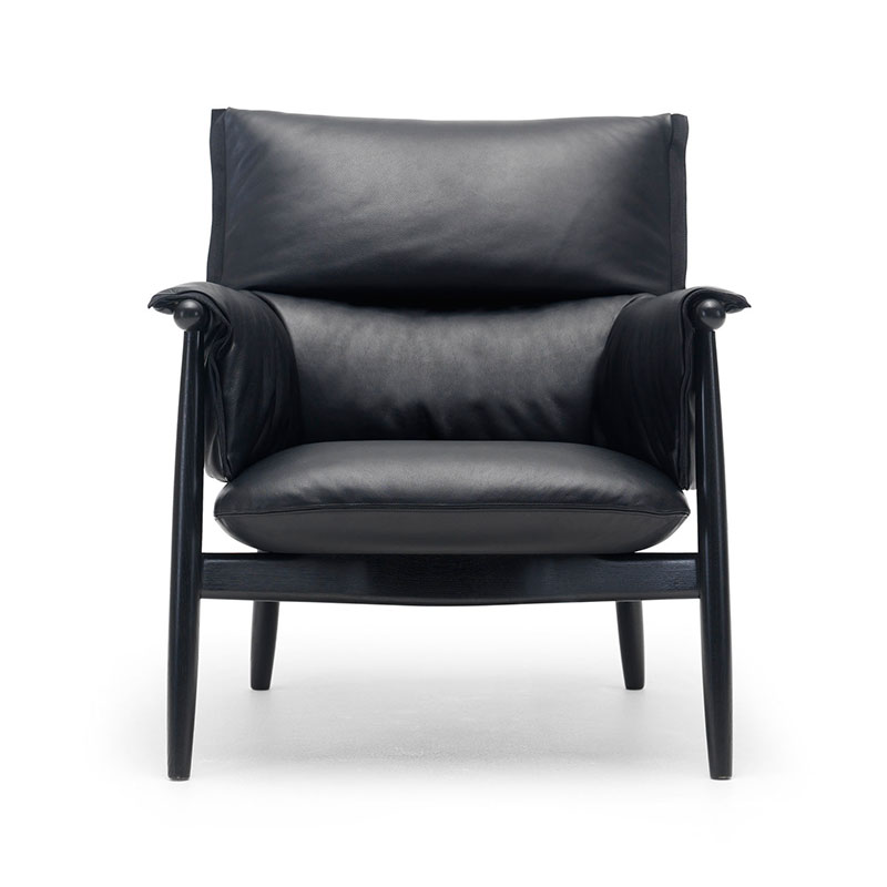 Carl Hansen E015 Embrace Lounge Chair by E00S Olson and Baker - Designer & Contemporary Sofas, Furniture - Olson and Baker showcases original designs from authentic, designer brands. Buy contemporary furniture, lighting, storage, sofas & chairs at Olson + Baker.