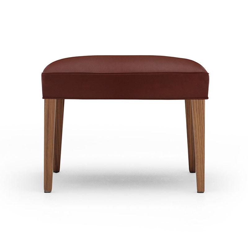 Carl Hansen FH420 Heritage Footstool by Frits Hanningsen