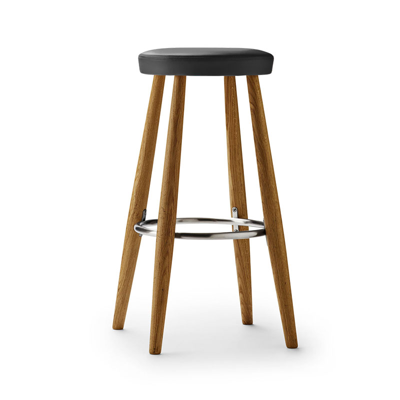 Carl Hansen CH58 Counter Stool by Hans Wegner