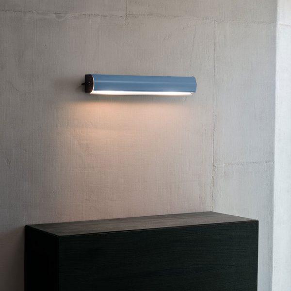Applique Cylindrique Longue Wall Lamp