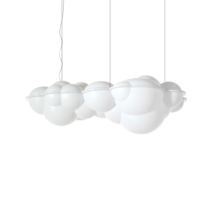 Nemo Lighting Nuvola Minor Pendant Light by M. Bellini