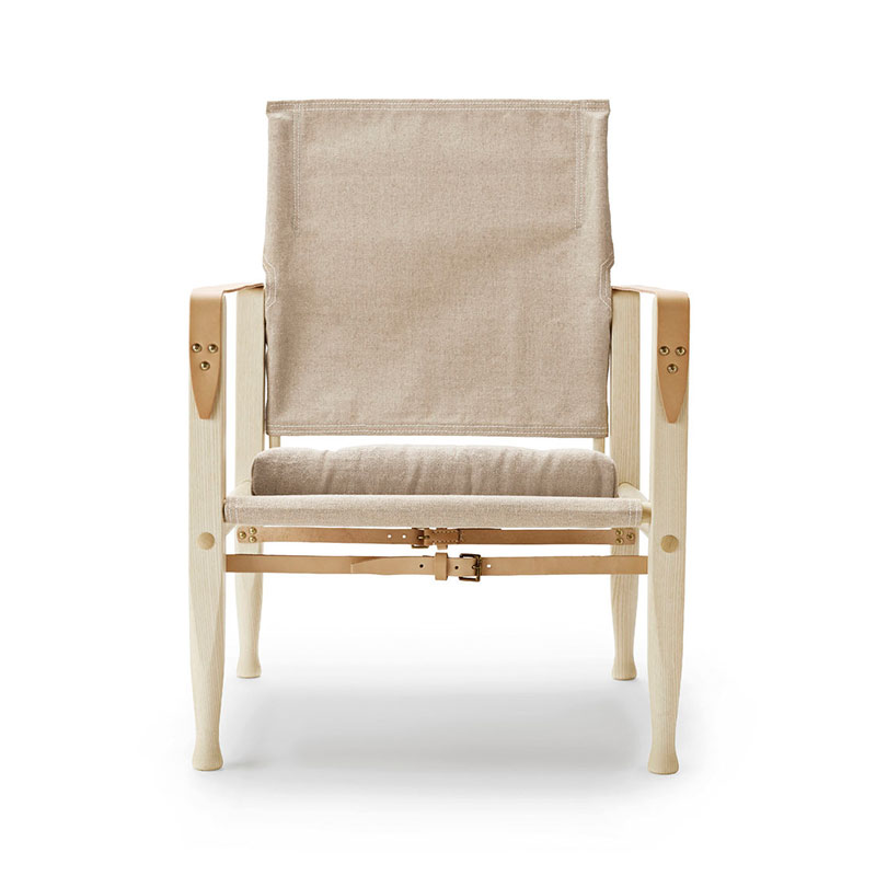 Carl Hansen KK47000 Safari Chair by Kaare Klint
