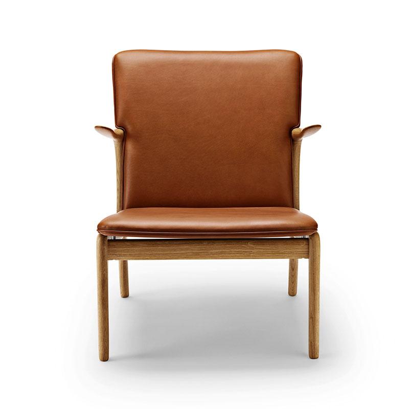 Carl Hansen OW124 Beak Lounge Chair by Ole Wanscher