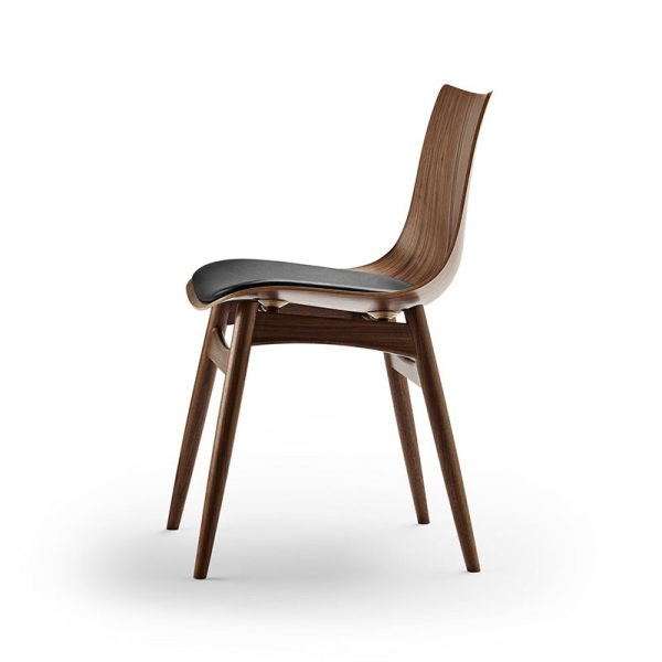 BA001S Preludia Wood Seat Upholstered Chair