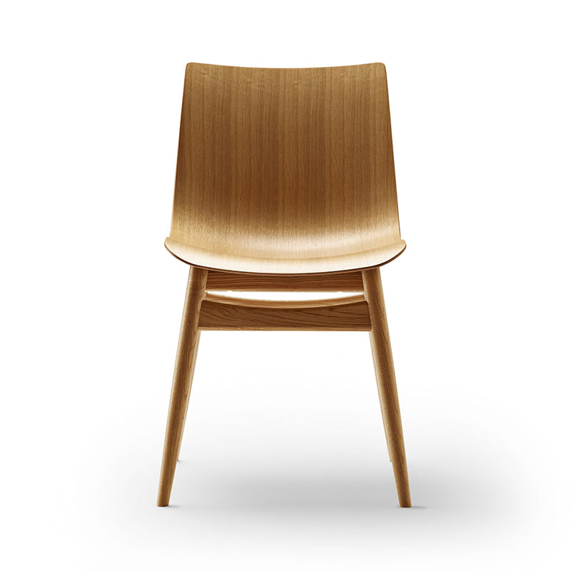 Carl Hansen BA001T Preludia Wood Chair by Brad Ascalon