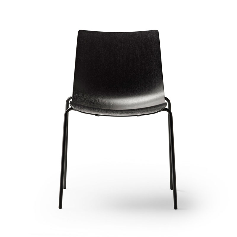 Carl Hansen BA002T Preludia Stackable Chair by Brad Ascalon