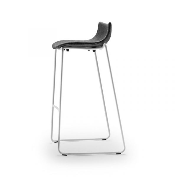 BA004F Preludia Fully Uphostered Bar Stool