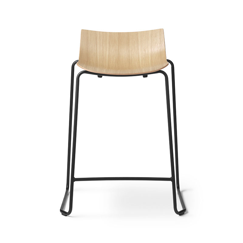 Carl Hansen BA004T Preludia Counter Stool by Brad Ascalon