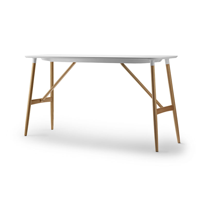 Carl Hansen BA102 Preludia 200x60cm Bar Table by Brad Ascalon