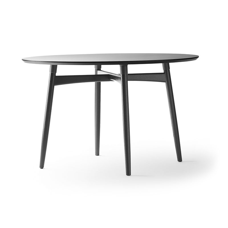 Carl Hansen BA103 Preludia Round Ø120cm Table by Brad Ascalon