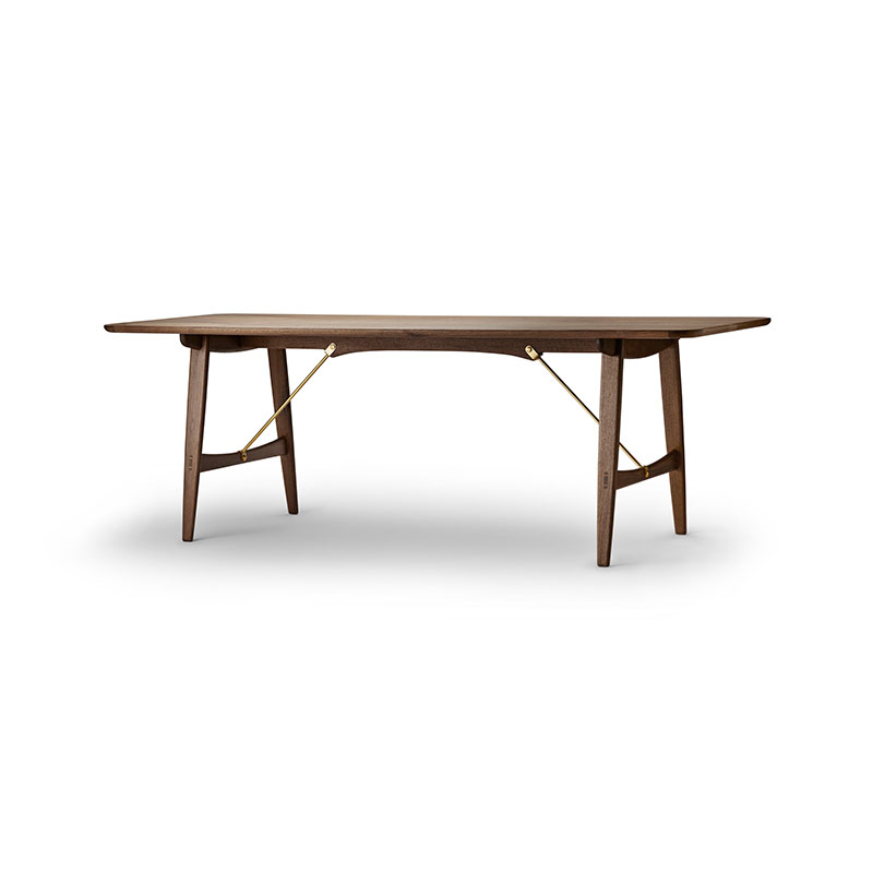 Carl Hansen BM1160 Hunting 210x82cm Dining Table by Borge Mogensen