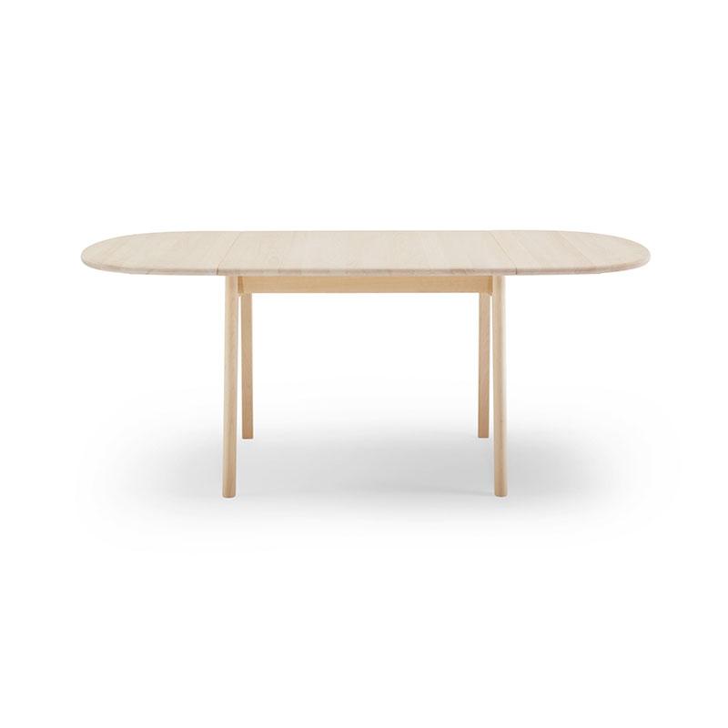 Carl Hansen CH002 90-188x90cm Extendable Dining Table by Hans Wegner