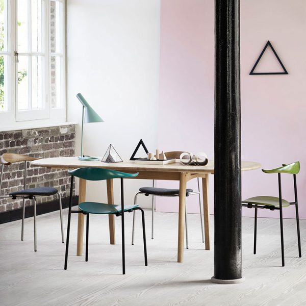 CH002 90-188x90cm Extendable Dining Table