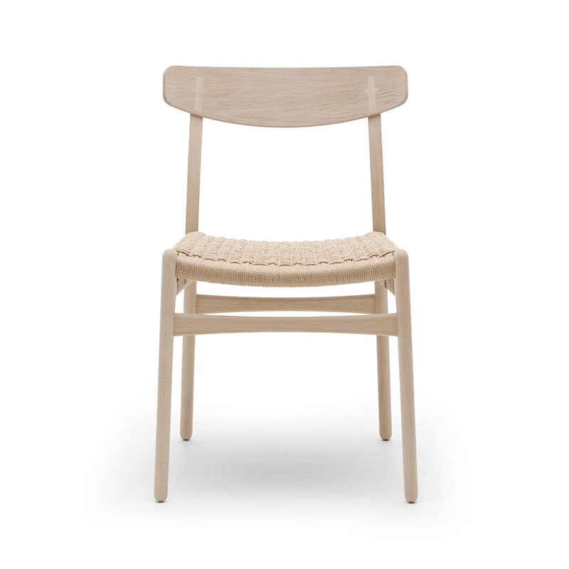 Carl Hansen CH23 Chair by Hans Wegner