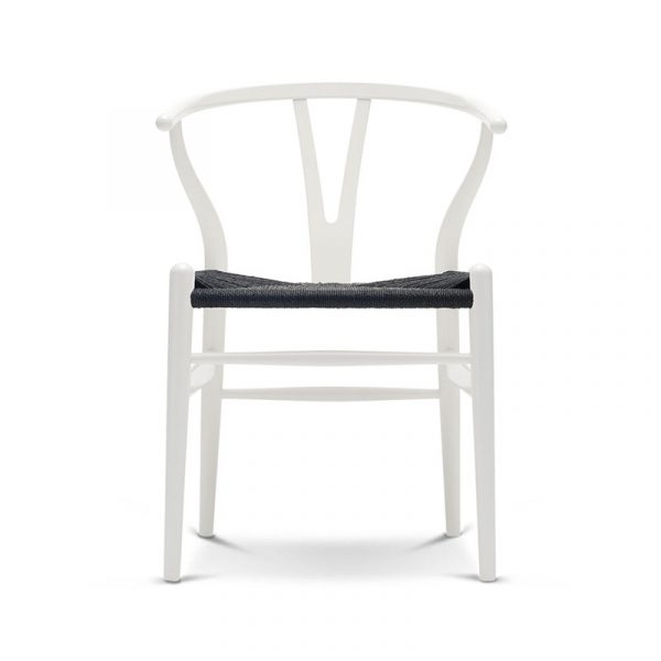 CH24 Wishbone Chair Painted Frame