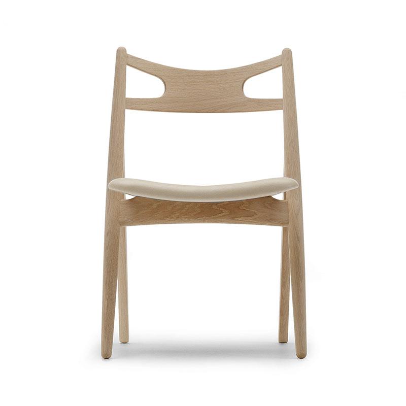 Carl Hansen CH29P Sawbuck Chair by Hans Wegner
