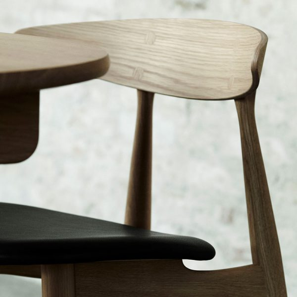 CH33P Seat Upholstered Chair