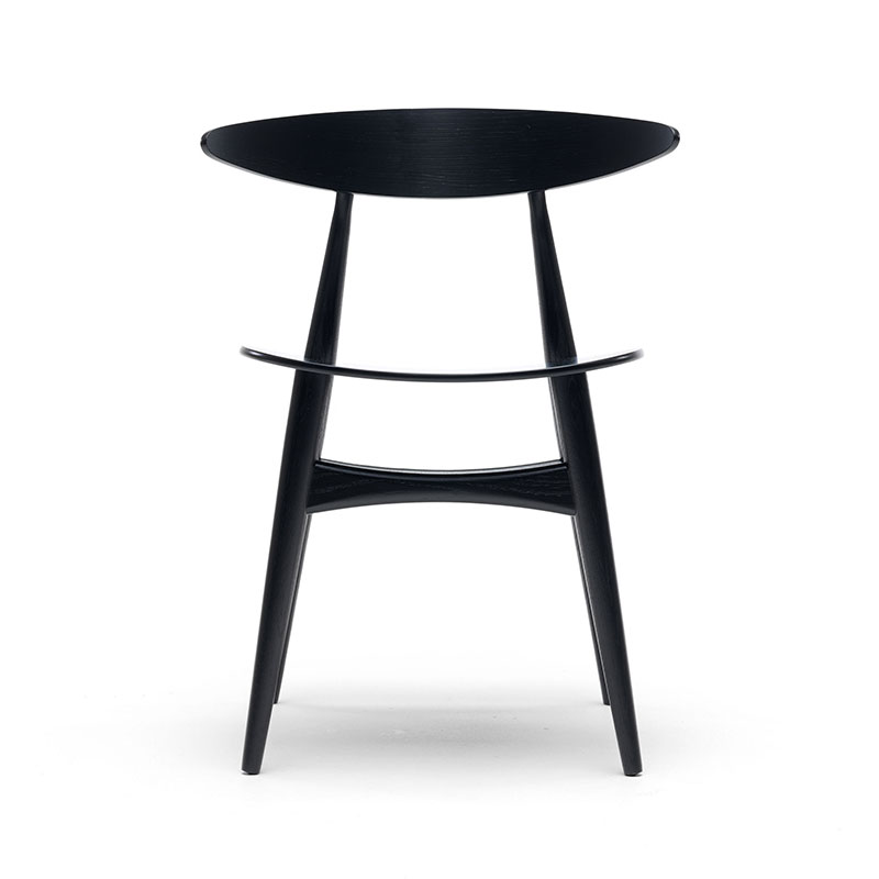 Carl Hansen CH33T Unupholstered Chair by Hans Wegner