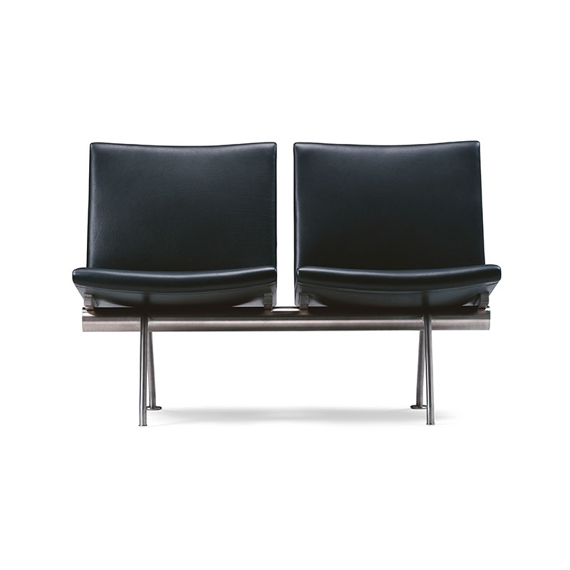 Carl Hansen CH402 Two Seat Sofa by Hans Wegner