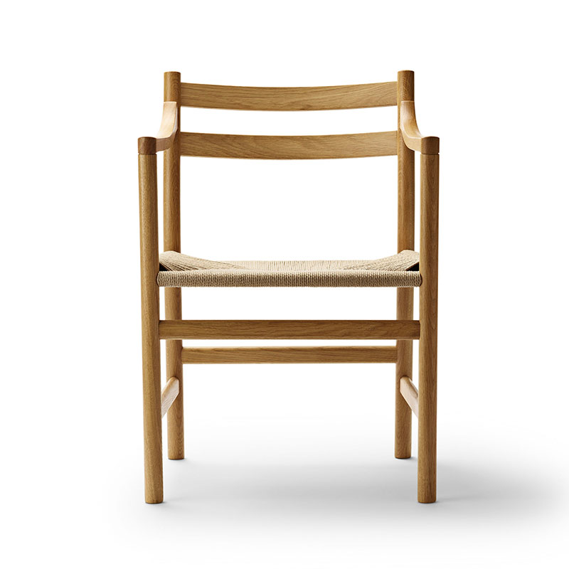 Carl Hansen CH46 Chair by Hans Wegner Olson and Baker - Designer & Contemporary Sofas, Furniture - Olson and Baker showcases original designs from authentic, designer brands. Buy contemporary furniture, lighting, storage, sofas & chairs at Olson + Baker.
